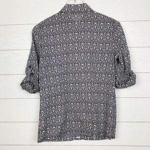 Tory Burch Tops - Tory Burch Button Down Shirt in a Size 4.